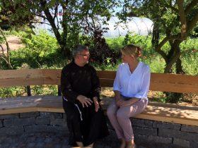 Umweltministerin Christina Schulze Föcking zu Gast bei IUNCTUS