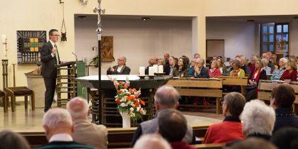 Prof. Winter referiert auf Studientag des Bistums Hildesheim