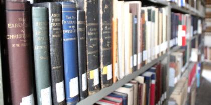 Nutzung der Bibliothek der Kapuziner
