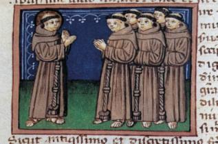 Digitale Ringvorlesung zum 800. Jubiläum der Ankunft der ersten Franziskaner in Deutschland